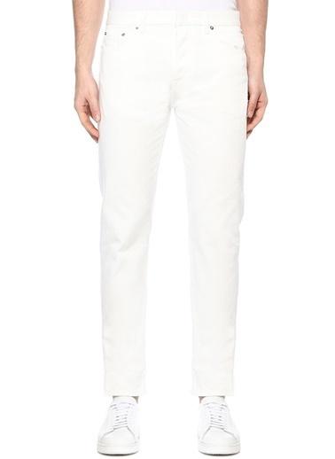 Valentino Jean Pantolon Beyaz